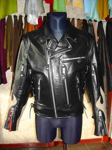 - Одежда для мотоциклистов, рокеров, шоу.  Индивидуальные заказы.